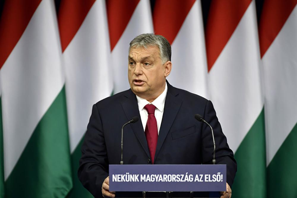 Viktor Orbán zákon LBTQ